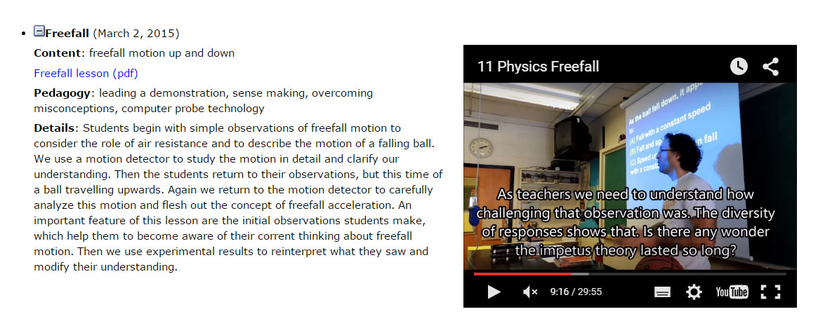 The best physics teaching resource you didn't know about